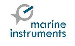marine instrument logo