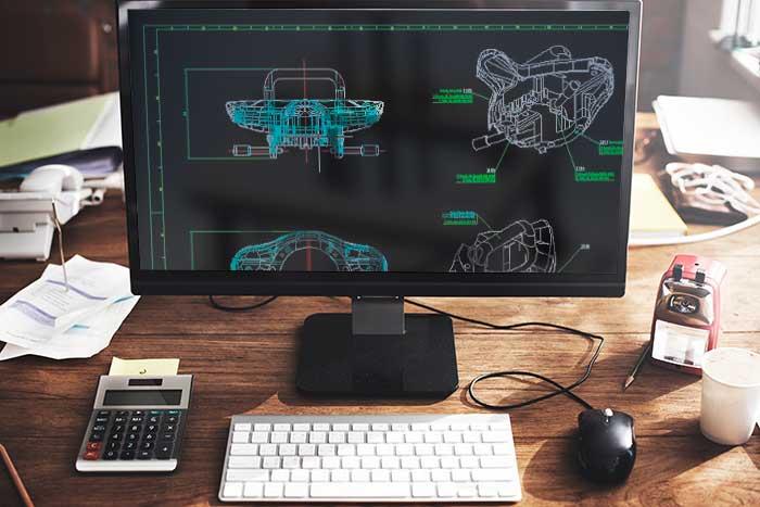 mecanizado cad desktop